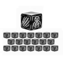Battle Dice - Azathoth (20)