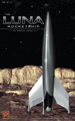 Luna Rocketship (1:144 Scale)