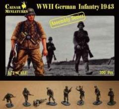 German Infantry 1943
