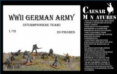 Germany Army - Sturmpionier Team