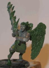 Angel, Chalkdryi