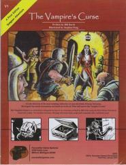 Vampire's Curse, The (4th Printing)