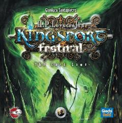 Kingsport Festival - The Card Game