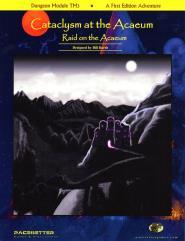 Raid on the Acaeum