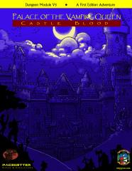 Palace of the Vampire Queen - Castle Blood