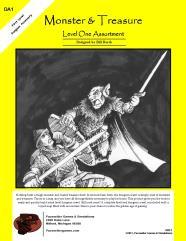 Monster & Treasure - Level One Assortment