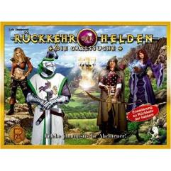 Die Ruckkehr der Helden - Die Gralssuche (Return of the Heroes - Quest for the Grail)