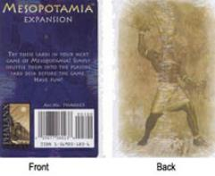 Mesopotamia Expansion Cards