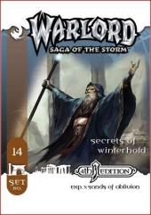 Expansion #3 - Sands of Oblivion - Starter Deck #14, Secrets of Winterhold