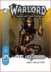 Expansion #4 - City of Gold - Starter Deck #21, The Mummy