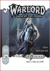 Expansion #4 - City of Gold - Starter Deck #24, The Serpent