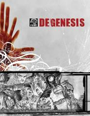Degenesis Core Rulebook (Primer Edition)