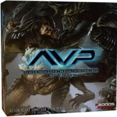 AvP - The Hunt Begins (2nd Edition)