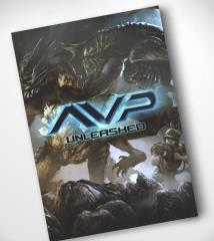 AvP - The Hunt Begins - Unleashed