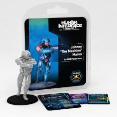 Johnny 'The Machine' Maino