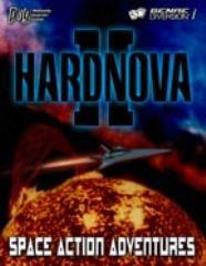 Hardnova II - Space Action Adventures (Reprint Edition)