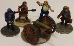 Cannon & Crew #1