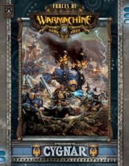Forces of Warmachine - Cygnar