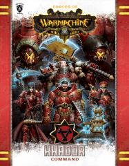 Forces of Warmachine - Khador Command