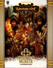 Protectorate of Menoth Command, The - Forces Of Warmachine (Hardcover)