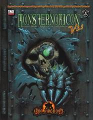 Monsternomicon #1 - Denizens of the Iron Kingdoms (3.5)
