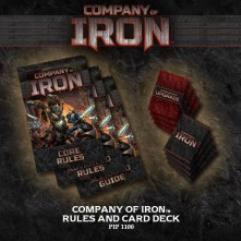 Company of Iron Core Rules Bundle
