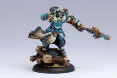 Epic Warcaster - General Adept Nemo