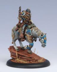 Captain Jeremiah Kraye - Warcaster