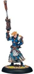 Captain Kara Sloan - Warcaster