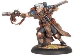 Captain Jonas Murdoch - Unit Attachment