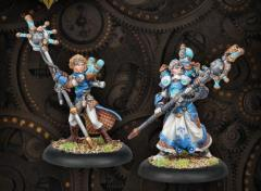 Artificer General Nemo & Caitlin Finch - Epic Warcaster & Storm Chaser Adept