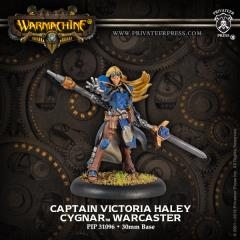 Captain Victoria Haley