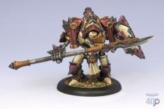 Blessing of Vengeance Light Warjack
