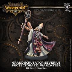 Grand Scrutator Severius - Warcaster