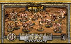 Protectorate of Menoth - Exemplar Theme Force