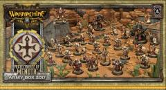 Protectorate of Menoth Army Box (2017 Edition)