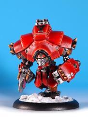 Juggernaut - Heavy Warjack