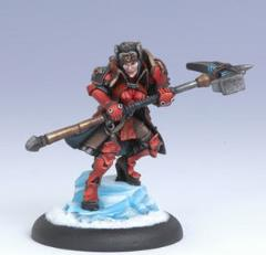 Forward Kommander Sorscha Kratikoff