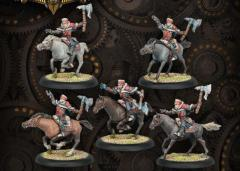Greylord Outriders - Light Cavalry Unit