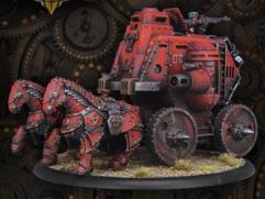 Gun Carriage - Battle Engine