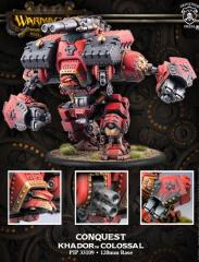 Colossal Warjack - Conquest, Victor