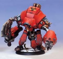 Extreme Juggernaut - Heavy Warjack