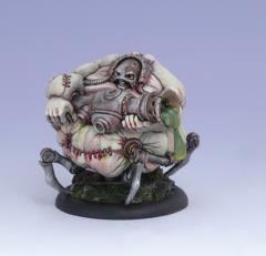 Bloat Thrall (2nd Printing, Metal & Resin Sculpt)