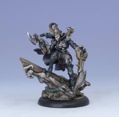 Epic Warcaster Skarre - Queen of the Broken Coast