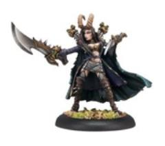 Pirate Queen Skarre - Warcaster