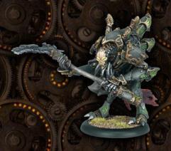 Lord Exhumator Scaverous - Warcaster