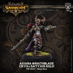 Axiara Wraithblade - Satyxis Solo