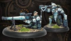 Heavy Rifle Team - Weapon Crew
