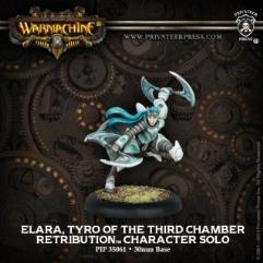 Elara - Tyro of the Third Chamber