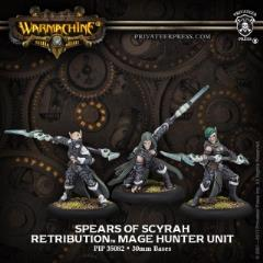 Spears of Scyrah